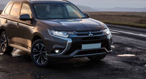 leasing and rental of Mitsubishi Motors
